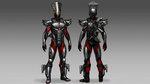 Alien Hunters concept arts