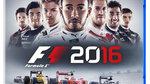 F1 2016 announced, first screens - Packshots