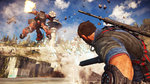 Just Cause 3 gets new content pack - Mech Land Assault screens