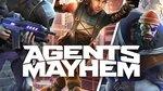 Trailer of Agents of Mayhem - Key Art
