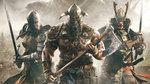 E3: For Honor videos, screenshots - E3: artworks