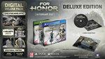 E3: For Honor videos, screenshots - Deluxe Edition
