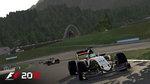 New trailer and screens of F1 2016 - Austria screenshots