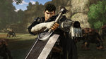 Berserk officially coming West - Guts screenshots