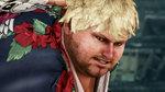 Tekken 7 dévoile Bob & Master Raven - Images Bob