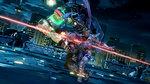 Tekken 7 dévoile Bob & Master Raven - Images Master Raven