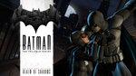 Batman - The Telltale Series first trailer - Key Art