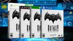 Batman - The Telltale Series first trailer - Box Art