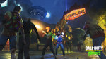 GC: Infinite Warfare et ses Zombies - GC: Images Zombies in Spaceland