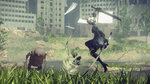 NieR: Automata new trailer, date - 18 screenshots