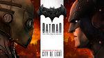 Batman - The Telltale Series Finale Trailer - City of Light Key Art