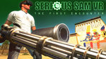 Frist Serious Sam gets VR treatment - Key Art