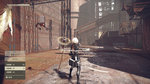 NieR: Automata demo is now available - Demo screenshots