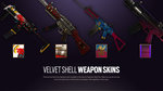 R6S: Velvet Shell arrive demain - Skins Velvet Shell