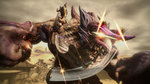 Toukiden 2 showcases new weaponry - Weapon screenshots