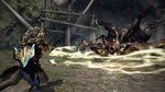 Toukiden 2 showcases new weaponry - Mitama Battle Syles
