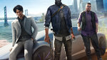 Watch_Dogs 2: New DLC tomorrow - Human Conditions Key Arts