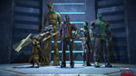 First images of Telltale's Guardians of the Galaxy - 4 screenshots