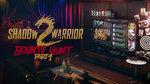 Nouveau DLC gratuit pour Shadow Warrior 2 - Key Art Bounty Hunt Part 1