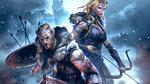 Vikings: Wolves of Midgard is out - Key Art