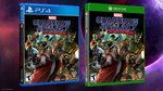 Telltale's Guardians of the Galaxy Debut Trailer - Packshots
