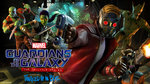 Telltale's Guardians of the Galaxy Debut Trailer - Artworks