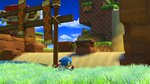 Sonic Forces showcases Green Hill Zone - 3 screenshots