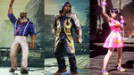 <a href=news_tekken_7_met_en_avant_ses_combattants-19046_fr.html>Tekken 7 met en avant ses combattants</a> - PS4 Exclusive Costumes / Jukebox