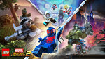 LEGO Marvel Super Heroes 2 announced - Key Art