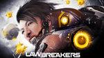 LawBreakers prévu aussi sur PS4 - Feng & Maverick Artworks