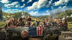 Far Cry 5 se dévoile - Key Art (Wide)