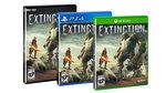 Maximum Games reveals Extinction - Box Shot