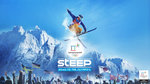 E3: Steep goes to the Olympics - Road to the Olympics Key Art