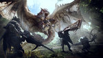 E3: Capcom reveals Monster Hunter: World - Artworks