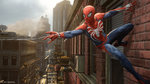 E3: Gameplay de Spider-Man - 6 images