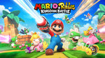E3: Mario + Rabbids Kingdom Battle trailer - Key Art