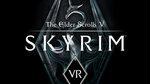 E3: Trailer de Skyrim VR - PSVR Packshot