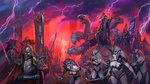 TWWII: Dark Elves Cinematic Trailer - Dark Elves Artwork