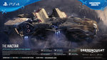 Dreadnought opens its beta on PS4 - Hactar Ship