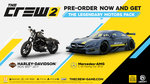<a href=news_gc_trailer_de_the_crew_2-19406_fr.html>GC: Trailer de The Crew 2</a> - Deluxe Edition - Gold - PreOrder
