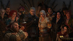 <a href=news_the_witcher_10_ans_et_un_trailer-19487_fr.html>The Witcher: 10 ans et un trailer</a> - 10th Anniversary Wallpaper