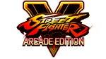 Street Fighter V: Arcade Edition annoncé - Logo