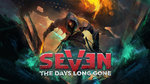 Seven: The Days Long Gone launching Dec. 1st - Cover Art