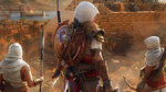Assassin's Creed Origins: Post-Launch Content - The Hidden Ones Key Art