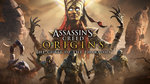 Le contenu post-lancement d'AC Origins - The Curse of the Pharaohs Key Art
