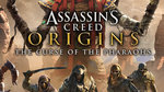Assassin's Creed Origins: Post-Launch Content - The Curse of the Pharaohs Key Art