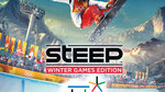 Steep brings the Winter Games - Winter Games Edition Key Art