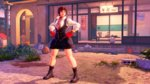 SFV new trailers, 30th Anniversary Collection - Sakura screenshots
