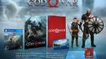 <a href=news_god_of_war_launches_april_20-19813_en.html>God of War launches April 20</a> - Digital Deluxe - Collector's Edition - Stone Mason Edition