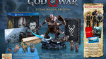 God of War launches April 20 - Digital Deluxe - Collector's Edition - Stone Mason Edition